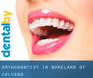 Orthodontist in Boreland of Colvend