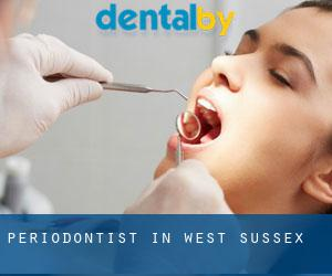 Periodontist in West Sussex