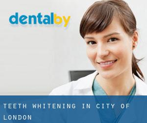 Teeth whitening in City of London
